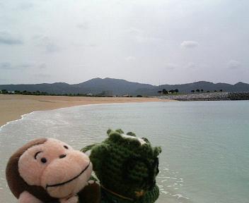 沖縄〜\(^O^)<br />  /♪